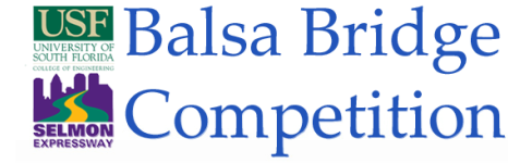 USF-SE Balsa Bridge logo